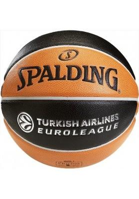 Krepšinio kamuolys Spalding TF-1000 UNITE (EUROLEAGUE)
