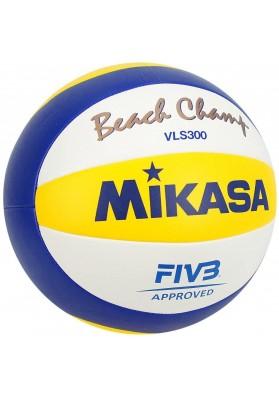 Paplūdimio tinklinio kamuolys MIKASA VLS300