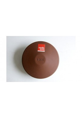 NORDIC SPORT treniruočių diskas Viking rubber