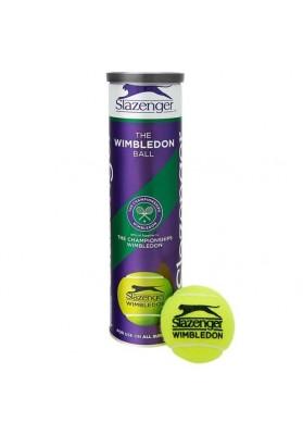 Lauko teniso kamuoliukai SLAZENGER WIMBLEDON, 4 vnt.