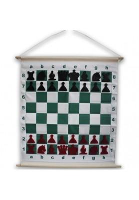 Susukama demonstracinė šachmatų lenta