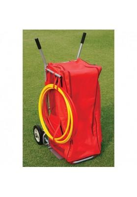 Krepšys - vežimėlis inventoriui Vinex