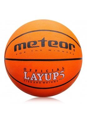 Vaikiškas krepšinio kamuolys Meteor (5 dydis)