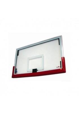 Stiklinė krepšinio lenta su apsauga