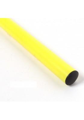 Plastikinė geltona vikrumo lazda