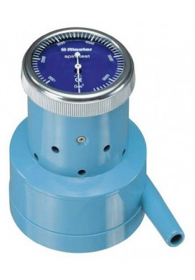 Mėlynas Spirotest spirometras