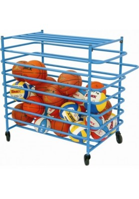 Ball carrying cage