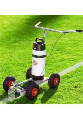 Wet marking cart