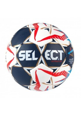 Handball champions league match ball Select