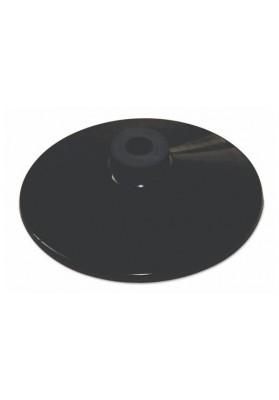 Rubber base for slalom poles