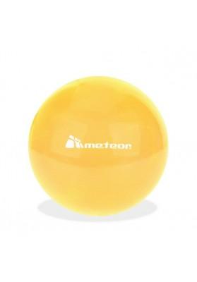 Geltonas pilates kamuoliukas Meteor