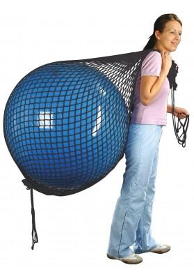 Didelis maišas mankštos kamuoliui