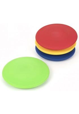Rubber discus