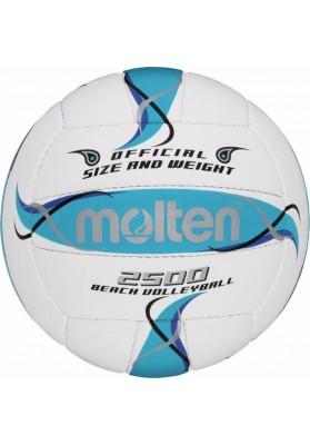 Paplūdimio tinklinio kamuolys MOLTEN BV2500
