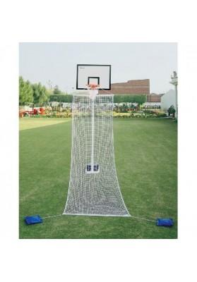 Krepšinio kamuolio sugrąžinimo tinklas