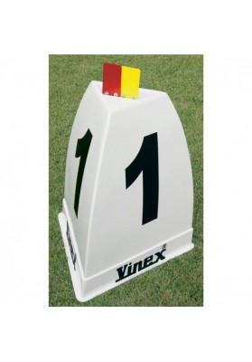 Lane markers set Vinex