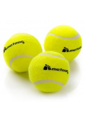 Lauko teniso kamuoliukai Meteor 3 vnt.
