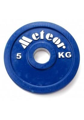 Olimpinis štangos svoris, 5 kg.