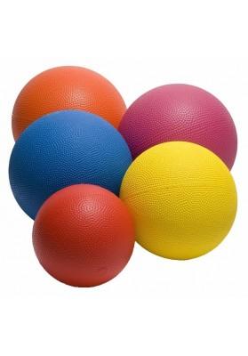 Penki svoriniai kamuoliai Heavymed įvairių spalvų