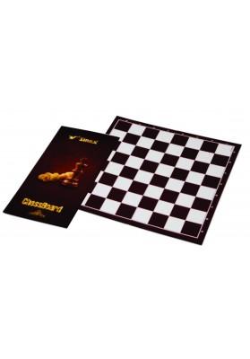 Kartoninė sulankstoma šachmatų lenta
