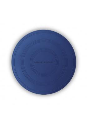 Apskrita mėlyna pusiausvyros pagalvėlė Bamusta coxim xxl