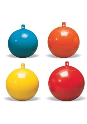 keturi spalvoti varžybiniai kūjai