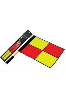 Linijų teisėjų vėliavėlių komplektas