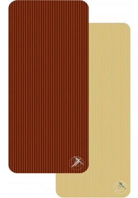 Rudų atspalvių mankštos kilimėliai TRENDY 140 cm.