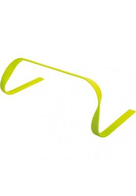 Geltonas plokščias treniruočių barjeras