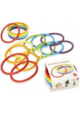 Žiedai sportui Gonge® 24 vnt