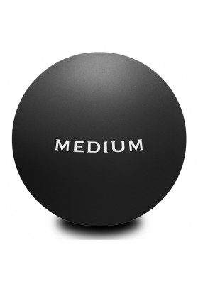 Juodas masažo kamuoliukas Trendy Forca