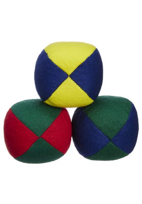 Juggling balls cotton