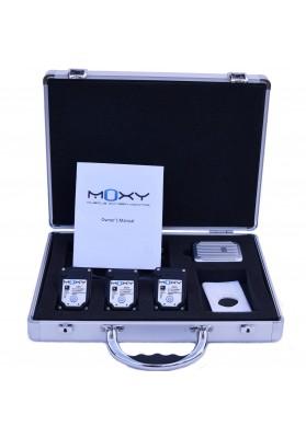 Deguonies saturacijos raumenyse matavimo prietaisas su trimis jutikliais MOXY