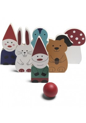Bowling forest Friends BS Toys