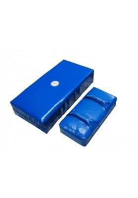 Mėlyna kontaktinė pagalvė
