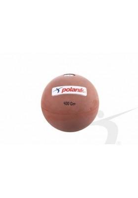 Rudas ieties metimo kamuoliukas POLANIK