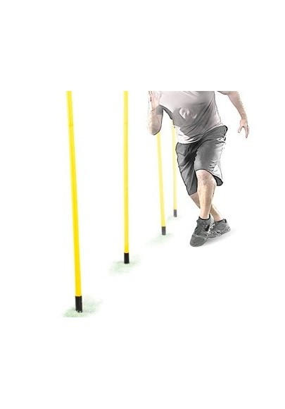 Agility poles