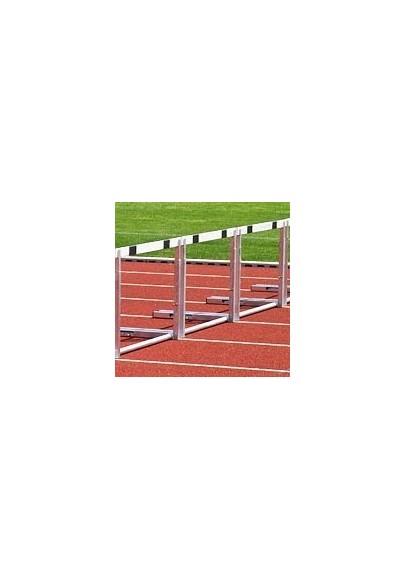 Varžybiniai barjerai, treniruočių barjerai, plastikiniai barjerai lengvaatlečiams.